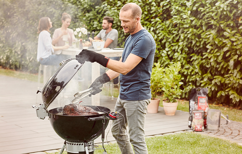 What are the differences between the various Weber Charcoal