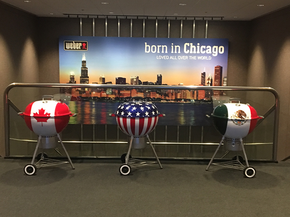 Weber World Summit, Chicago 21st - 24th April 2018 - Day 3 | WOW BBQ