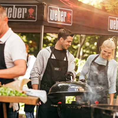 BBQ Course Certified by Weber Sunday 14th April 2019