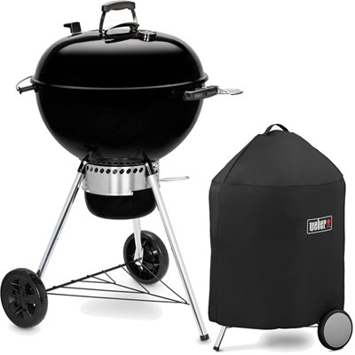 Weber® Master-Touch GBS SE E-5755 Charcoal Grill 57cm Black