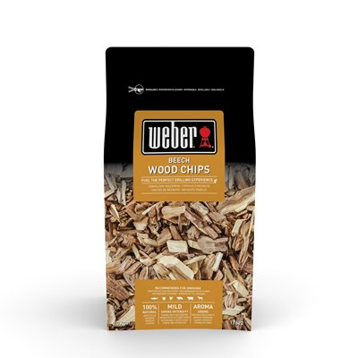 Weber Wood Chips Beech 0.7Kg