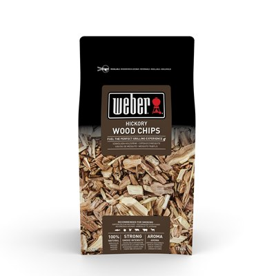 Weber Wood Chips Hickory 0.7Kg