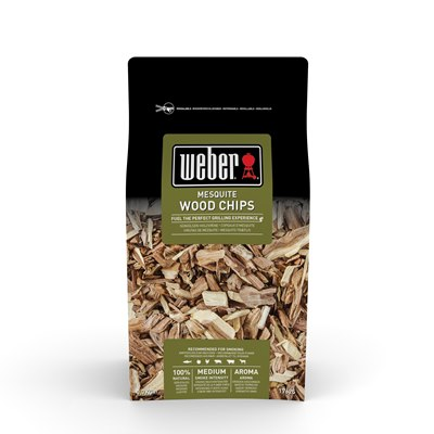 Weber Wood Chips Mesquite 0.7Kg