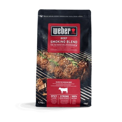 Weber Wood chip blend, Beef 0.7Kg