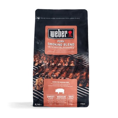 Weber Wood chip blend, Pork 0.7Kg