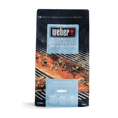Wood chip blend, Seafood 0.7Kg