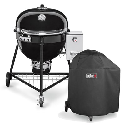 Weber Summit® Charcoal Grill & Cover