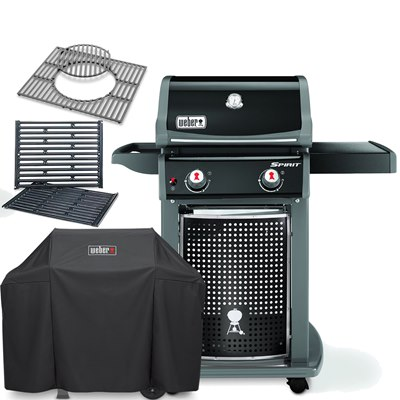 Weber® Spirit Classic E0210 Cover Bundle