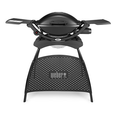 Weber® Q2000 Black with stand