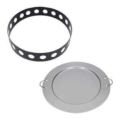 Weber Charcoal Ring and Diffuser Plate