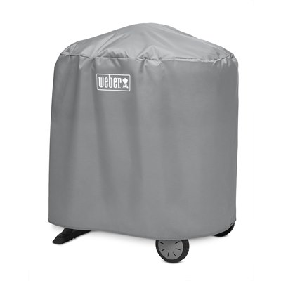 Weber Vinyl Barbecue Cover - Fits Q1200 or 2200 with Stand