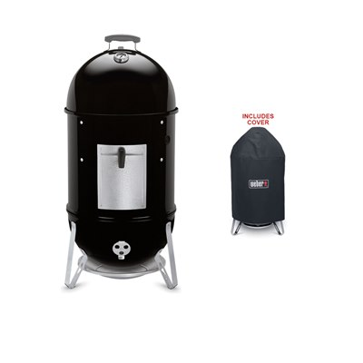 Weber®​ Smokey Mountain Cooker 47cm & Cover