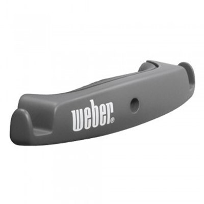 Weber Handle with Tool Hooks