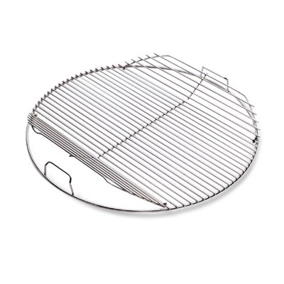 Weber Hinged Cooking Grate for 47cm Kettle BBQ