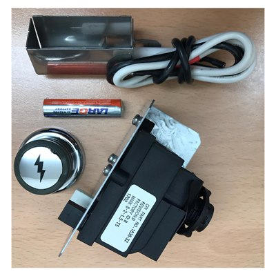 Weber Electronic Battery Igniter Kit