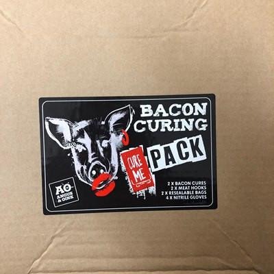 Bacon Curing Pack