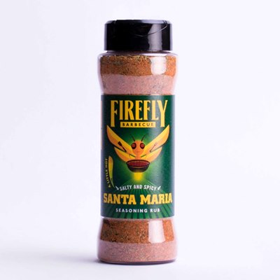 FireFly - Santa-Maria Seasoning Rub 175Ml