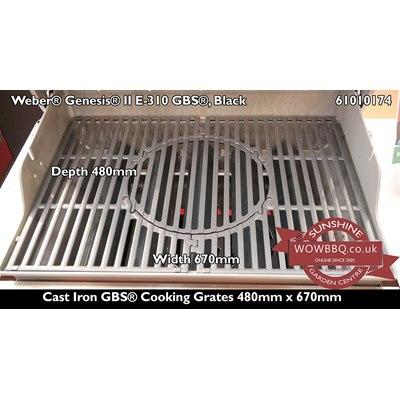 Weber 174 Genesis Ii S 310 Gbs Gas Grill Official Weber