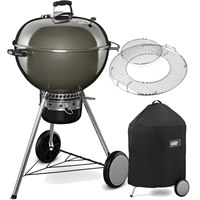 14510004-7143 Weber Master-Touch® GBS® 57cm Smoke & Cover