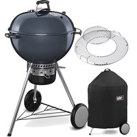 14513004-7143 Weber Master-Touch® GBS® 57cm Slate & Cover