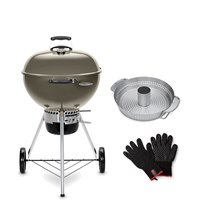 14710004-MD Weber Master-Touch GBS C-5750 Charcoal Grill 57cm Smoke Grey