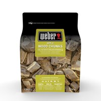 17616 Weber Wood Chunks Apple 1.5Kg