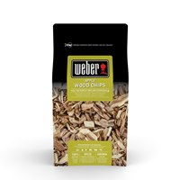 17621 Weber Wood Chips Apple 0.7Kg