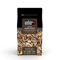 17624 Weber Wood Chips Hickory 0.7Kg