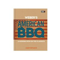 17713 Weber's American BBQ Book