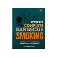 17727 Weber's Complete Barbecue Smoking Book