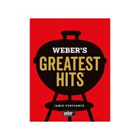 17732 Weber's Greatest Hits Book