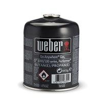 26100 Weber Gas Canister