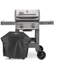 44000174-COVER Weber® Spirit II S-210 GBS BBQ & Cover