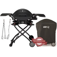 54010374-7120-6515 Weber® Q2200 with Rolling Cart