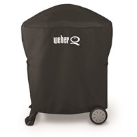 7120 Weber Premium Cover Q1200/2200 with Cart