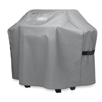 7178 Weber Vinyl Barbecue Cover - Fits Genesis II 2 Burner