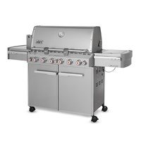 7370074 Weber Summit S-670 Gas BBQ