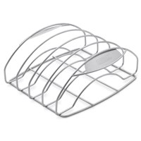 7648 Weber  Rib Rack - Large, Stainless Steel