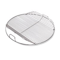 8414 Weber Hinged Cooking Grate for 47cm Kettle BBQ