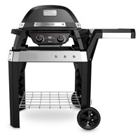 85010074 Weber Pulse 2000 Electric BBQ & Cart