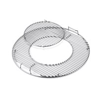 8843 Weber Stainless Steel Cooking Grates 57cm - GBS