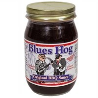 BLUHOG540 Blues Hog - Original BBQ Sauce 540g