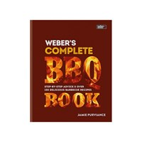 17726 Weber's Complete BBQ Book