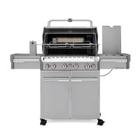 7170074 Weber Summit S-470 Gas BBQ