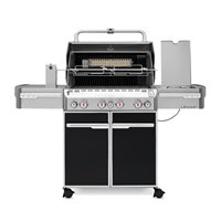 7171074 Weber Summit E-470 Gas BBQ